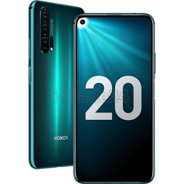 Смартфон Honor 20 Pro 8/256GB Dual LTE (Phantom Blue)