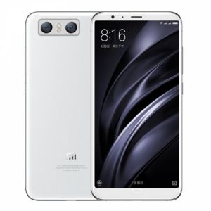 Xiaomi Mi 6X 128Gb+6Gb Dual LTE (white/белый)