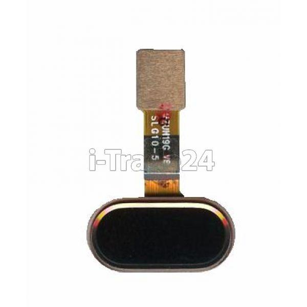 Кнопка Home Meizu M5s черная