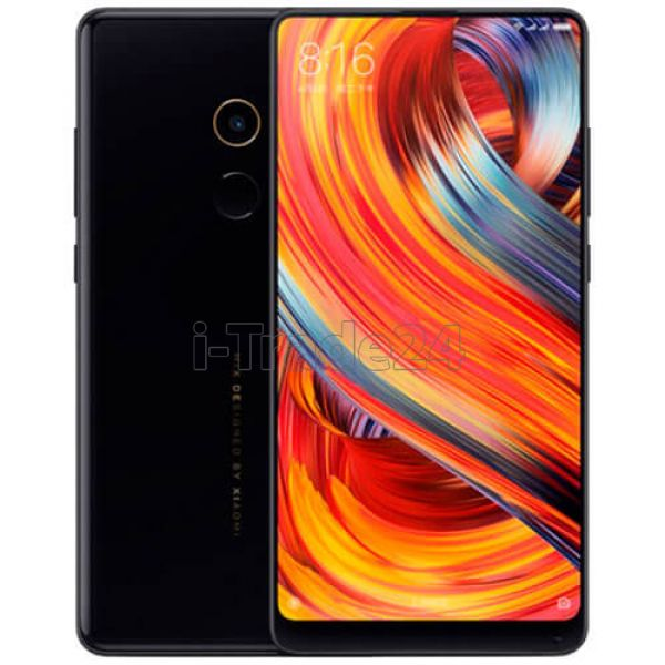 Xiaomi Mi Mix 2 128Gb+6Gb Dual LTE (black/черный)
