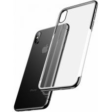 Чехол для Apple iPhone Baseus Shining Case For iPXSm 6.5(2018) Black