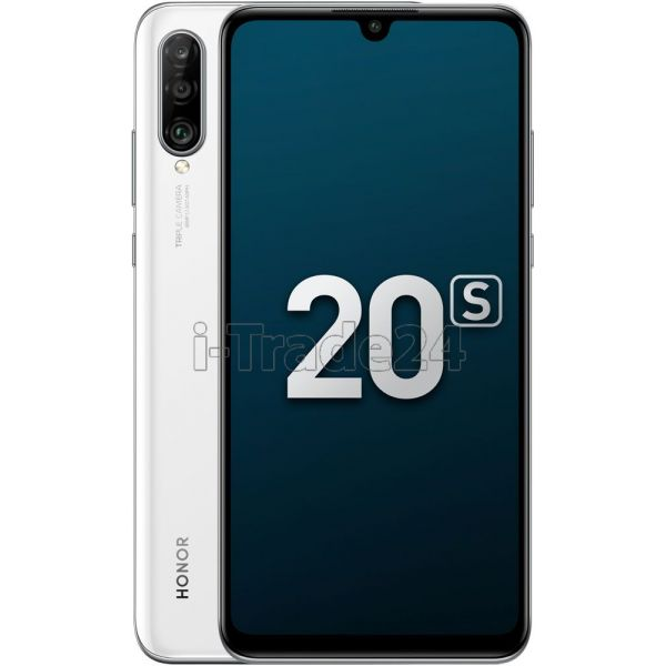 Смартфон Honor 20s 6/128Gb White(Белый)