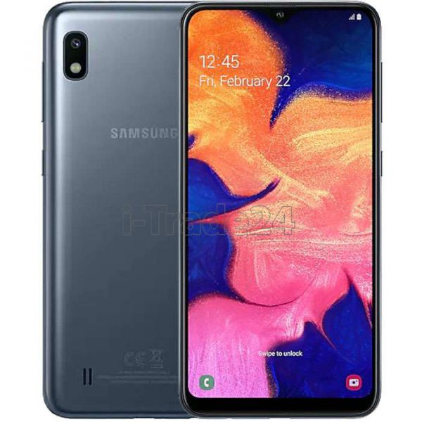 Смартфон Samsung Galaxy A10 32Gb (Black/Черный)