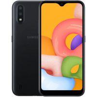 Смартфон Samsung Galaxy A01 2/16Gb (SM-A015F) Черный