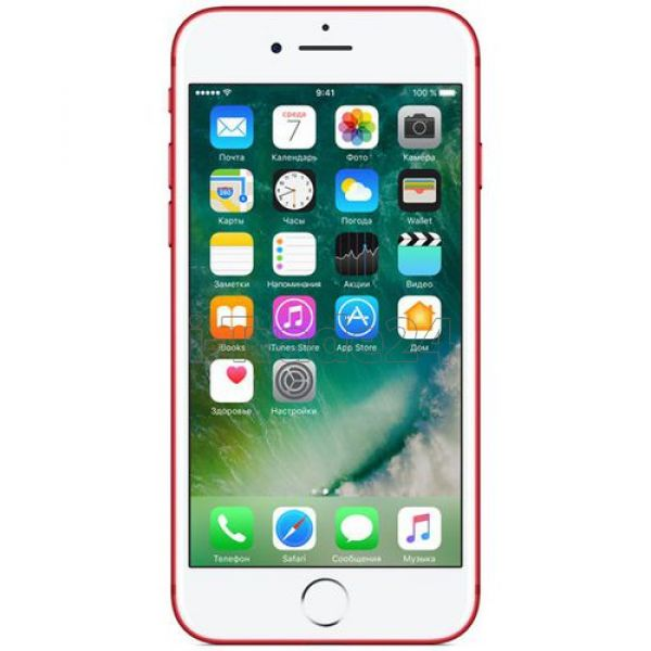 Apple iPhone 7 256GB LTE (Red/Красный)