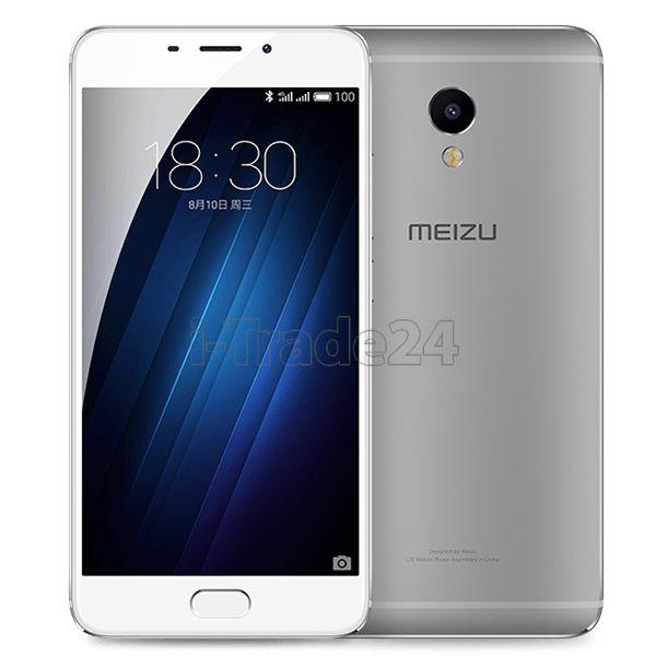 Meizu M3 Max 64Gb+3Gb Dual LTE (white/белый)