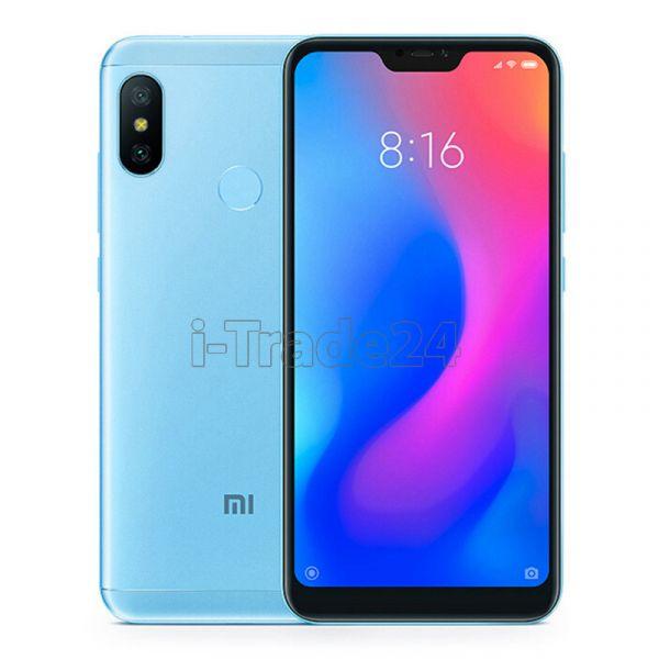 Xiaomi Mi A2 Lite 3/32GB Dual LTE (blue/голубой) Global Version