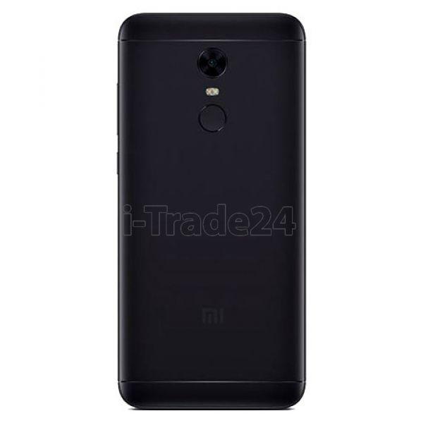 Xiaomi Redmi 5 Plus 64Gb+4Gb Dual LTE (black/черный)