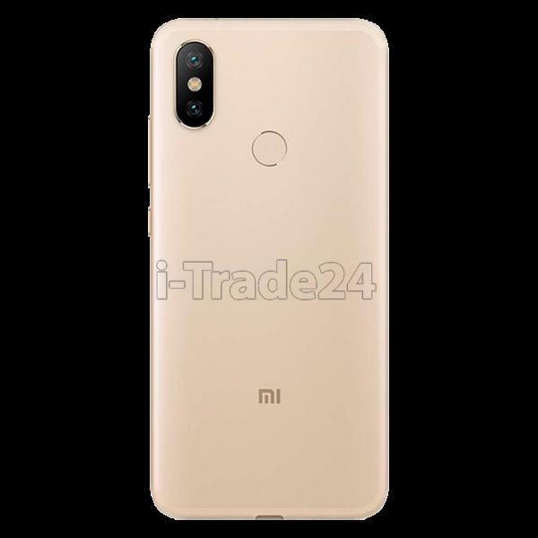 Xiaomi Mi A2 4/32GB Dual LTE (gold/золотой) Global Version