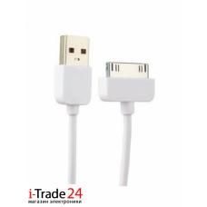 Дата-кабель Hoco X1 for IPhone 4