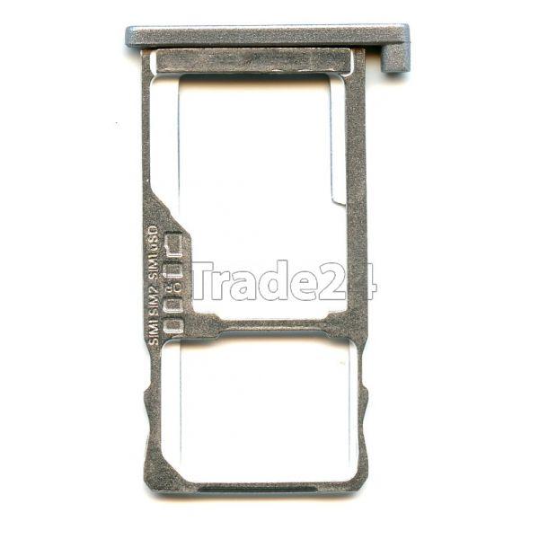 SIM лоток Meizu M5 серый