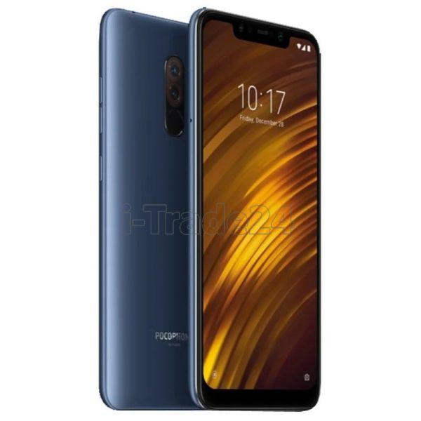 Xiaomi Pocophone F1 6/128Gb (blue/синий) EU Global Version