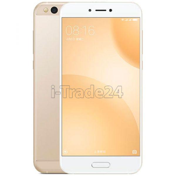 Xiaomi Mi5c 64Gb+3Gb Dual LTE (gold/золотой)
