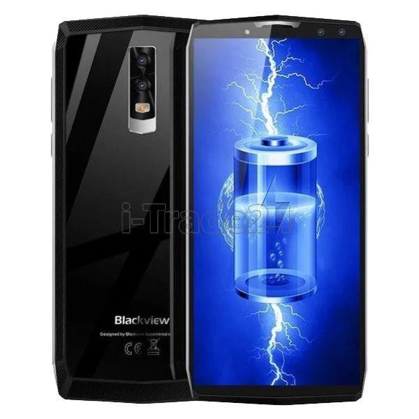 Смартфон Blackview P10000 Pro 64Gb Glass Gray Серый
