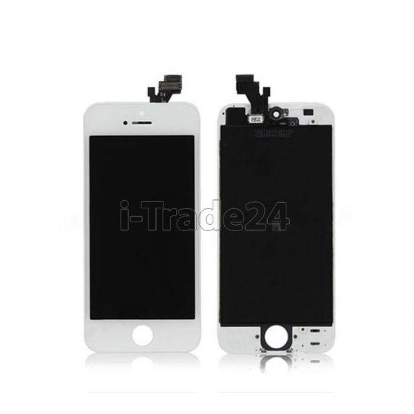 Дисплей iPhone 5 белый OEM