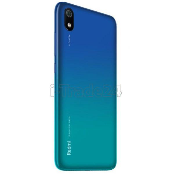 Смартфон Xiaomi Redmi 7A 2/32Gb Матовый Синий Global Version