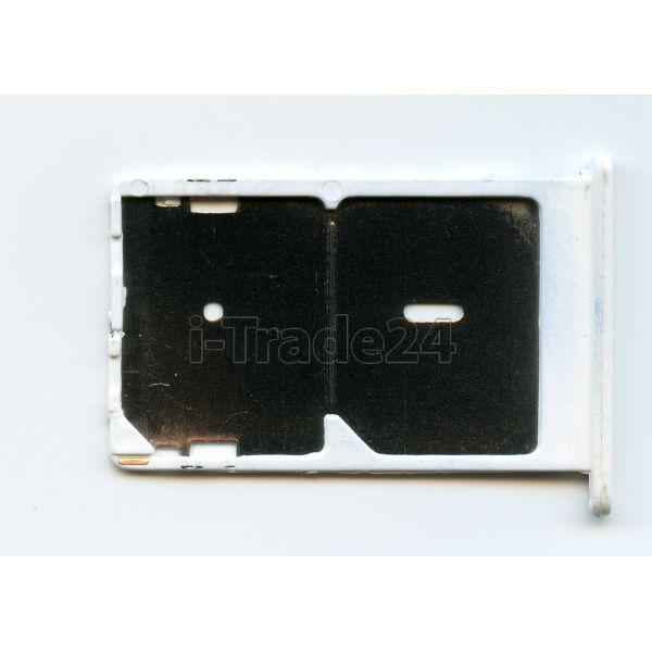 SIM лоток Xiaomi Mi4i белый