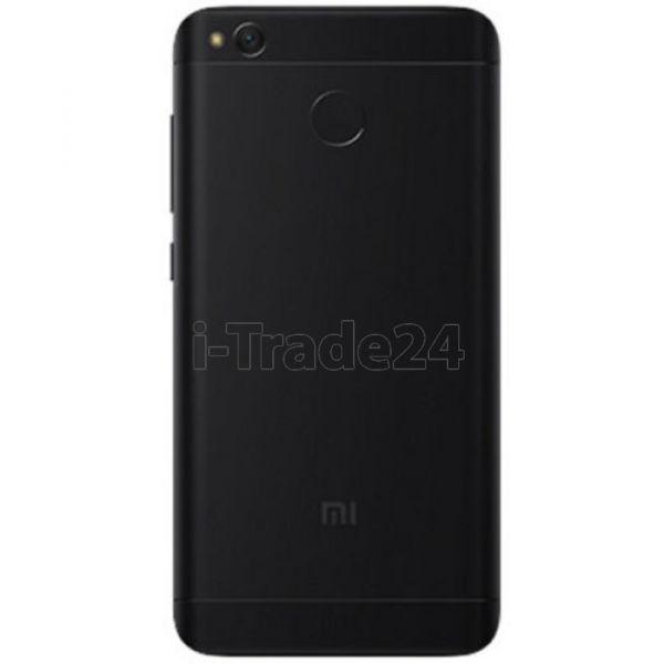 Xiaomi Redmi 4X 32Gb+3Gb Dual LTE (black/черный) EU