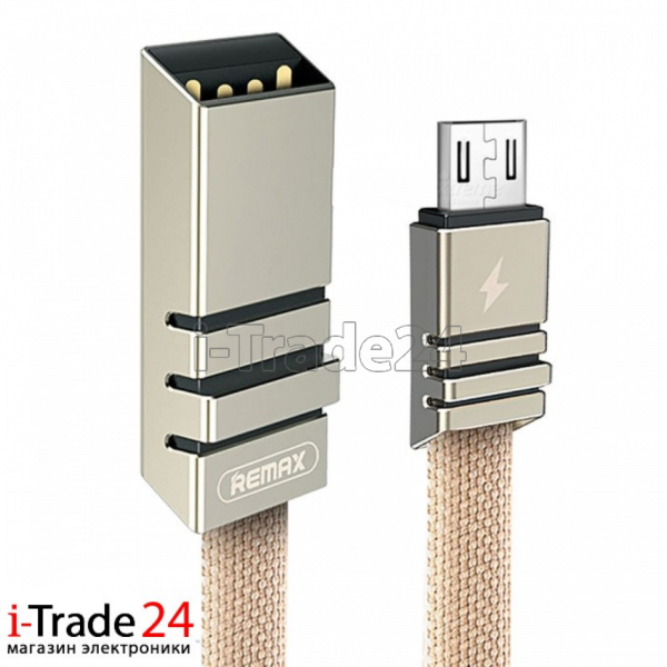 Дата-кабель Remax RC-081i Micro USB