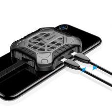 Вентилятор для охлаждения телефона Baseus X-Men Audio Radiator Tarnish