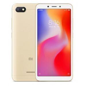 Xiaomi Redmi 6A 16Gb+2Gb Dual LTE (gold/золотой) Global Version