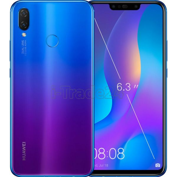 HUAWEI Nova 3 4/128GB Dual LTE (Purple/Пурпурный)