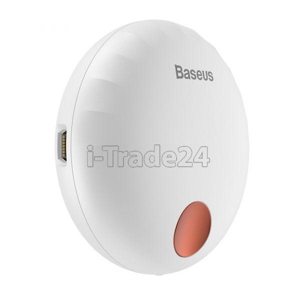 Автомобильный ароматизатор Baseus Flower shell Portable Aromatherapy Diffuser White