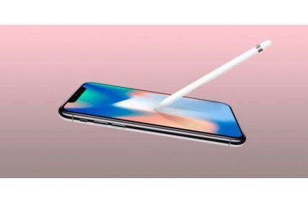iPhone в 2019 году получит поддержку Apple Pencil