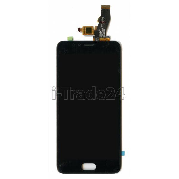Дисплей Meizu M5s / M5s mini  черный