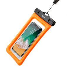 Водонепроницаемый чехол Baseus Multi-functional waterproof bag Orange