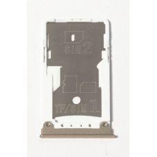 SIM лоток Xiaomi Mi Max золото