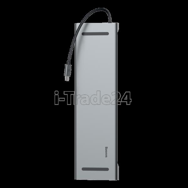 Адаптер Baseus Enjoyment Series Type-C Notebook HUB Adapter