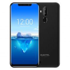 Oukitel C12 Pro 16Gb+2Gb Dual LTE (black/черный)
