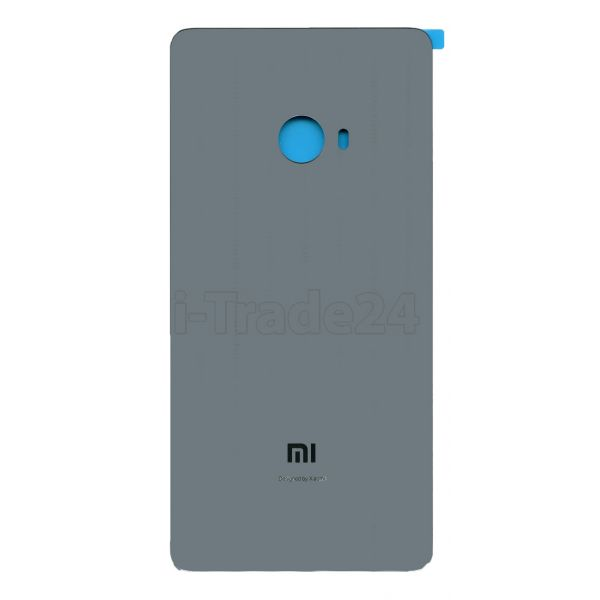 Задняя крышка Xiaomi Mi Note 2 серебро