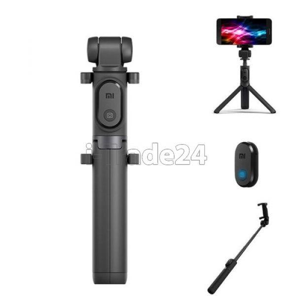 Монопод для селфи Xiaomi Selfie Stick Tripod Black
