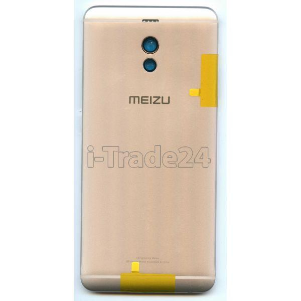 Задняя крышка для Meizu M6 Note золото