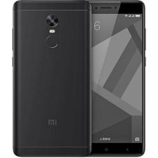 Xiaomi Redmi Note 4X 64Gb+4Gb Dual LTE (Snapdragon 625) (black/черный)