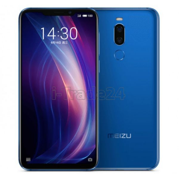 Смартфон Meizu X8 6/128Gb Синий EU