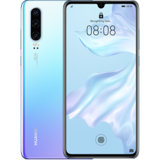 Смартфон Huawei P30 128GB (blue/светло-голубой)