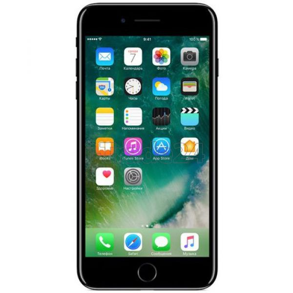 Apple iPhone 7 Plus 32Gb LTE (Jet Black/Черный оникс)