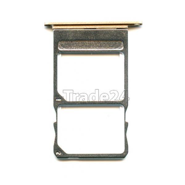 SIM лоток Meizu MX5 золотой