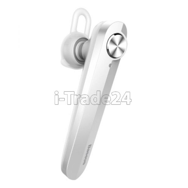 Bluetooth гарнитура Baseus A01 Bluetooth Earphones White