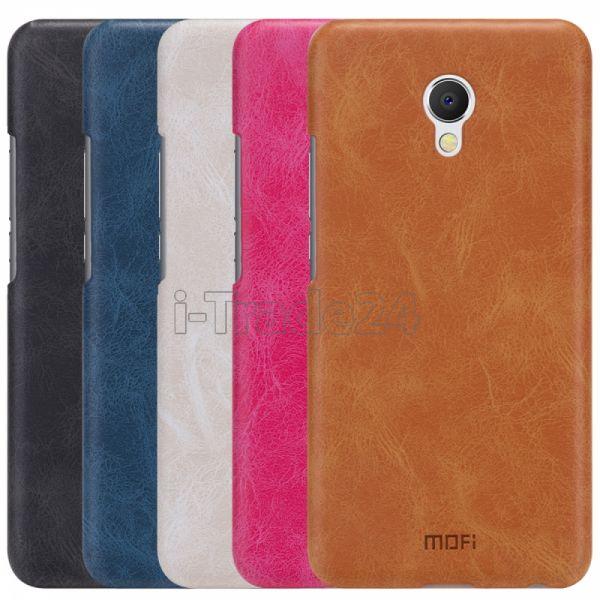 Задняя накладка MOFI для Meizu Mx6 коричневая