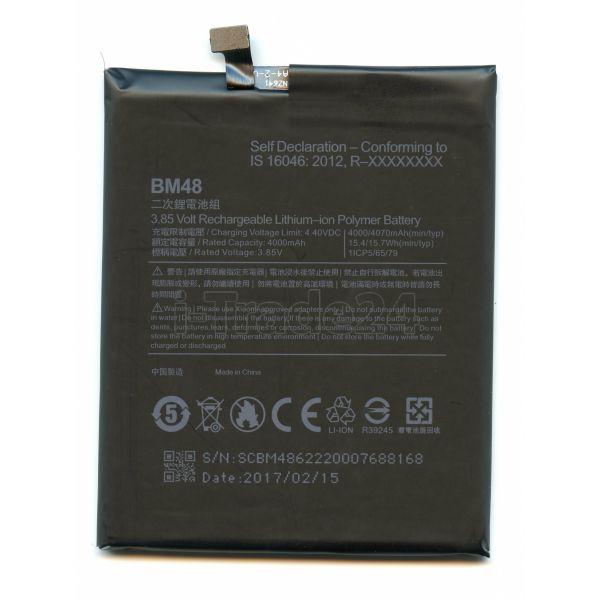 Аккумулятор Xiaomi Mi Note 2 BM48