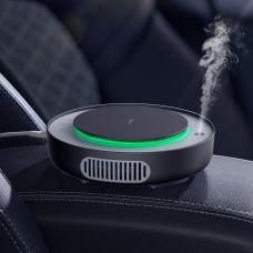 Автомобильный освежитель Baseus Freshing Breath Car Air Purifier Black