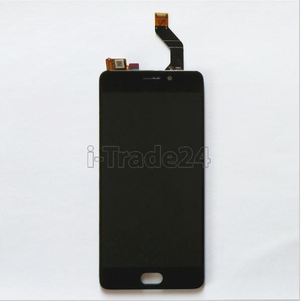 Дисплей Meizu M6 Note черный
