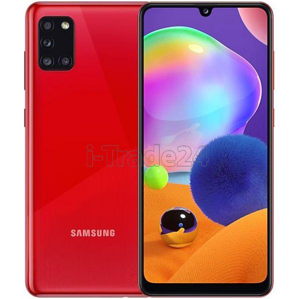 Смартфон Samsung Galaxy A31 128GB (Red/Красный)