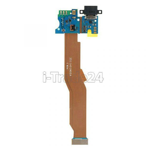Нижний шлейф Xiaomi Mi5 с USB разъемом
