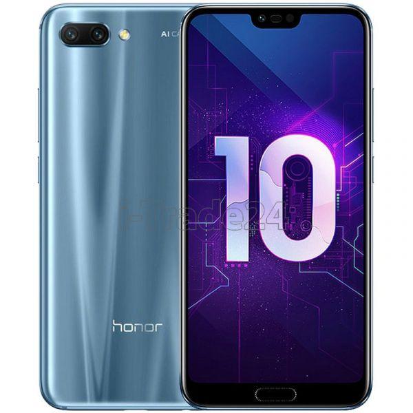 Смартфон Honor 10 4/64GB Dual LTE (Gray/Серый)