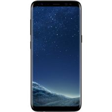 Samsung Galaxy S8 64Gb+4Gb Dual LTE (midnight black/черный бриллиант)